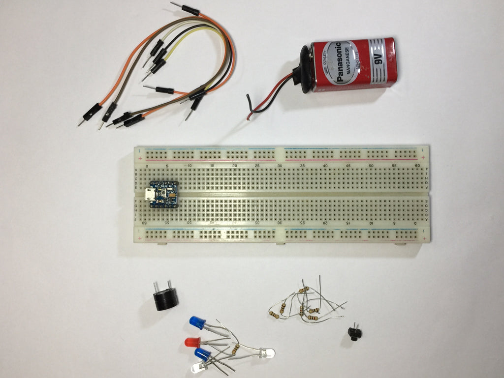Digital Hourglass Using Pico Mellbell What Resistor Should I Use In An Led Circuit Ebay Components