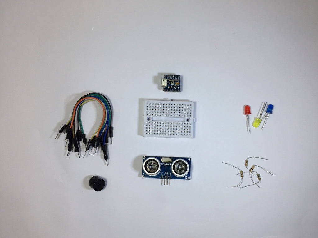 tiny alarm components