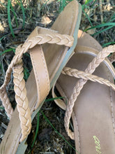 Load image into Gallery viewer, Braided Sandals