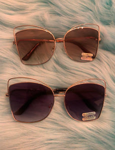 Cat Eye Chic Sunnies