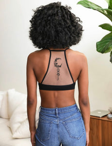 Dreaming of you Black Bralette