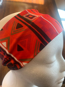 Abstract Headbands