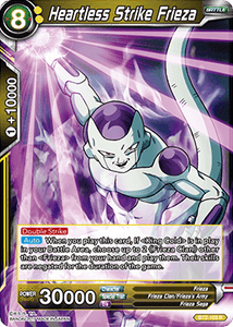 Heartless Strike Frieza - BT2-103
