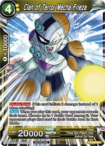 Clan of Terror Mecha Frieza  - P-008 PROMO FOIL