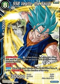 SSB Vegito the Savior - EX01-04  Expansion Promo