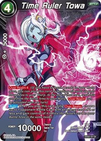 Time Ruler Towa - EX02-04  Expansion Promo