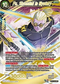 Fu Shrouded in Mystery - BT3-118 SPR FULL ART