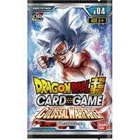 Dragon Ball Super Colossal Warfare Booster Pack - DBS Sealed