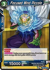 Focused Mind Piccolo - TB1-032