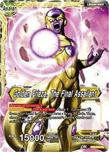 Frieza / Golden Frieza, The Final Assailant - TB1-073