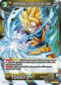 Indomitable Dynasty SS Son Goku - BT4-077
