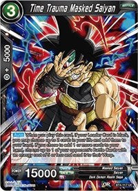 Time Trauma Masked Saiyan - BT4-117