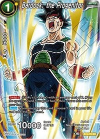 Bardock, the Progenitor - BT4-073