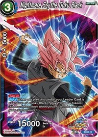 Nightmare Scythe Goku Black - EX03-10