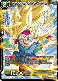 Indomitable SS Son Goku Jr. - EX03-20