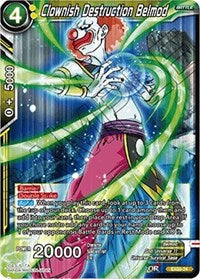 Clownish Destruction Belmod - EX03-024 FOIL VERSION