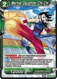 Martial Daughter Chi-Chi - TB2-038 FOIL VERSION