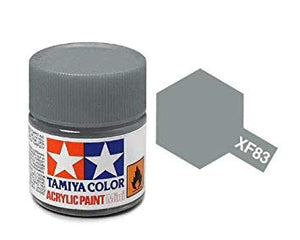Paint Tamiya XF83 Medium Sea Grey 2 (RAF) Acrylic (1/3 oz)