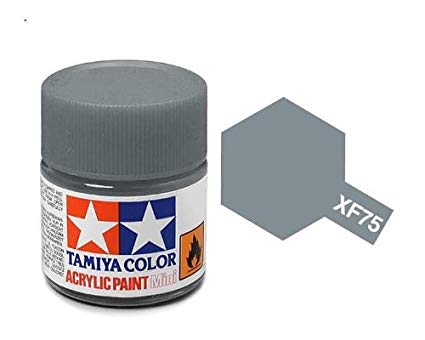 Paint Tamiya XF75 IJN Grey (Kure Arsenal) Acrylic (1/3 oz)