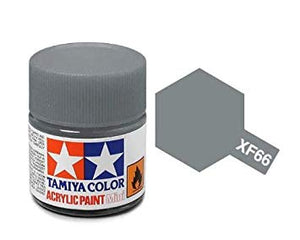 Paint Tamiya XF66 Light Grey Acrylic (1/3 oz)