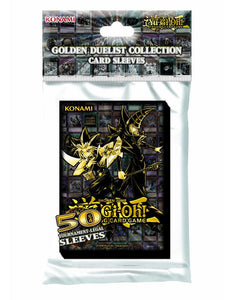 Konami Yugioh Golden Duelist Collection Sleeves Small