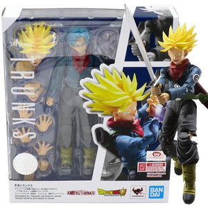 S.H. Figuarts Dragon Ball Future Trunks (Super) Figure