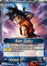 Son Goku / Super Saiyan Blue Son Goku - BT1-030