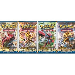 Pokemon Sealed Break Point Booster Pack
