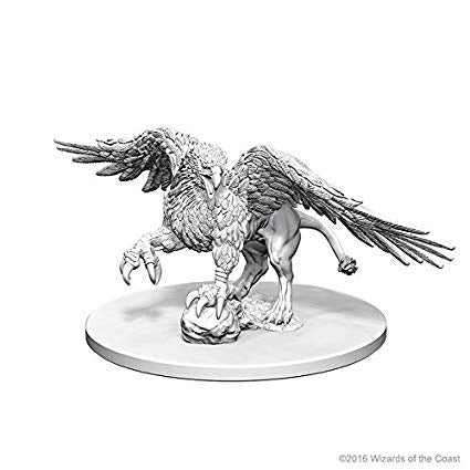 Dungeons & Dragons Griffon Figure - DND Mini