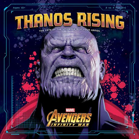 Marvel Thanos Rising - Board Game