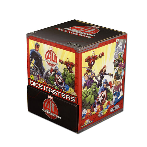 Age of Ultron - Dice Masters Sealed Box 100 Packs