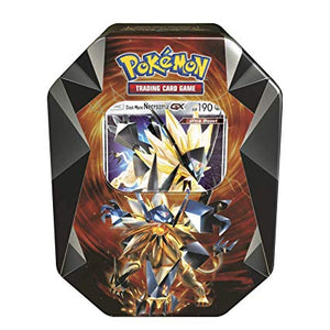 Pokemon Sealed Dusk Mane Necrozma GX Tin