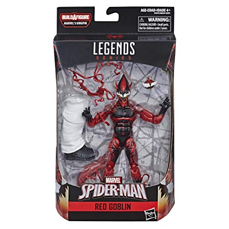 Marvel Legends Red Goblin Figure