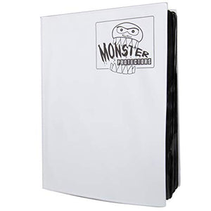 Monster Binder White - TCG Accessories