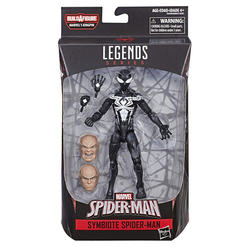 Marvel Legends Symbiote Spider-Man (Modern) Figure