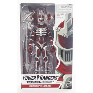 Lightning Collection Lord Zedd Figure - Power Rangers Sealed