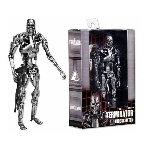 Terminator Endoskeleton - Action Figure