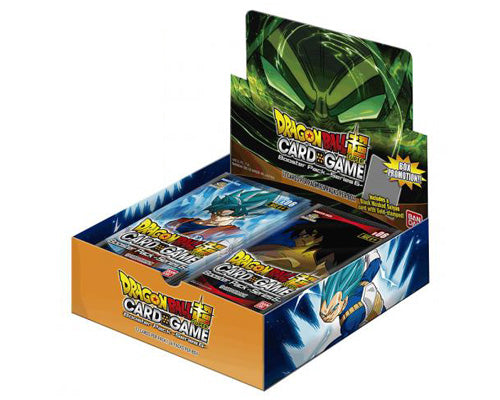 Dragon Ball Super Destroyer Kings Booster Box - Sealed DBS