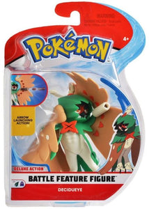 Pokemon Deluxe Battle Feature Desidueye Figure