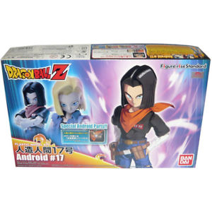 Dragon Ball Figure-Rise Android #17 - Model Kit