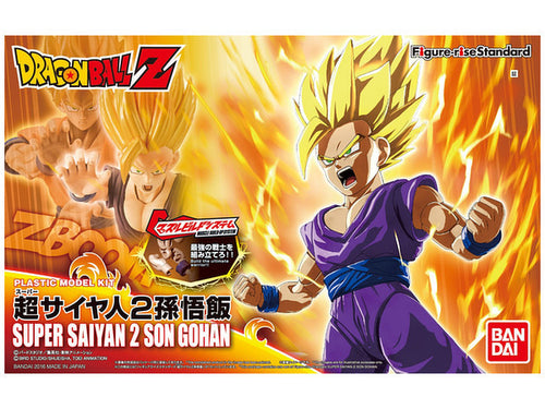 Dragon Ball Figure-rise - Super Saiyan 2 Son Gohan - Model Kit