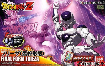 Dragon Ball Figure Rise Final Form Frieza - Model Kit