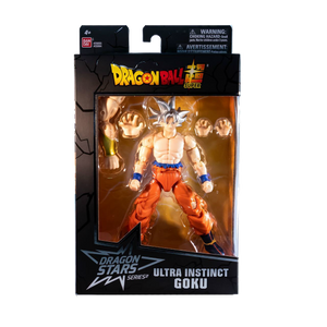 Dragon Ball Dragon Stars Ultra Instinct Goku Figure