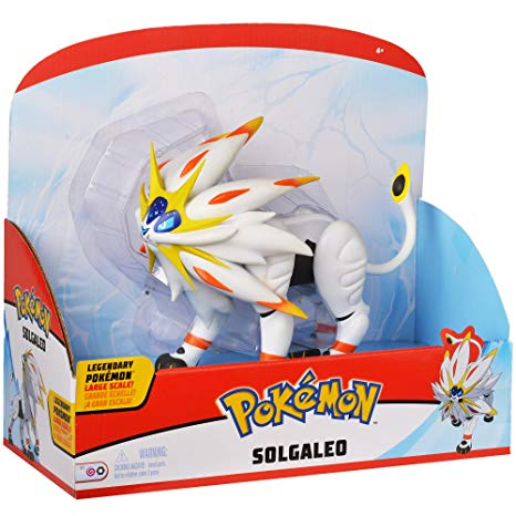 Large Scale Solgaleo Pokemon Figure
