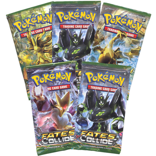 Pokemon Sealed Fates Collide Booster Pack