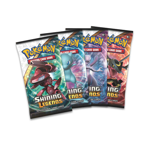 Pokemon Sealed Shining Legends Booster Pack