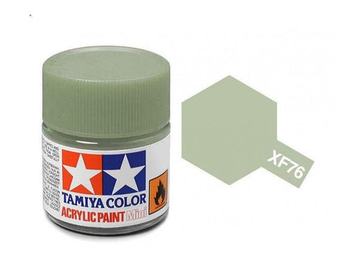 Paint Tamiya XF76 Grey Green (IJN) Acrylic (1/3 oz)