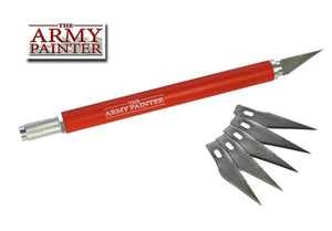 Army Painter PRECISION HOBBY KNIFE - Model Kit Accessories