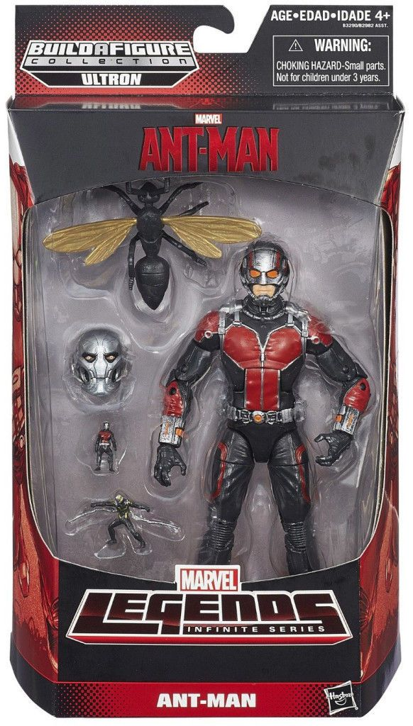 Marvel Legends Ant Man ULTRON WAVE Figure SEALED NEW!