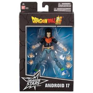 Dragon Ball Dragon Stars Android 17 Figure